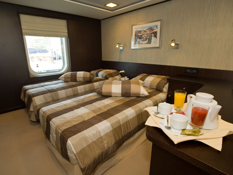 Harmony V Category A Cabin