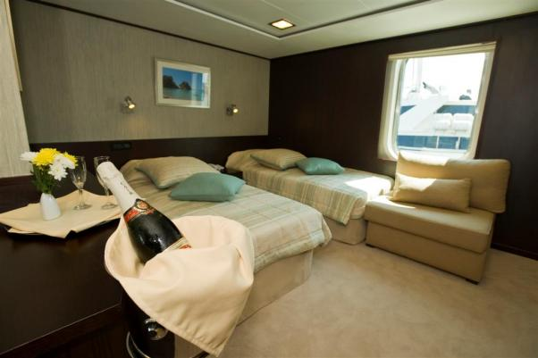 Harmony V Category P Cabin