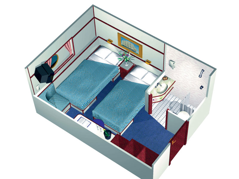 Star Clipper Cabin Category 2 to 5