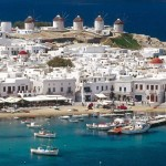 Greek Islands of Mykonos