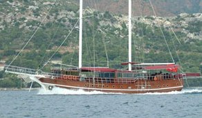 Celik Gulet Private Charter