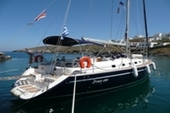 Cyclades Sailing Cruise