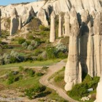 Escape from the tourist crowd in Turkey