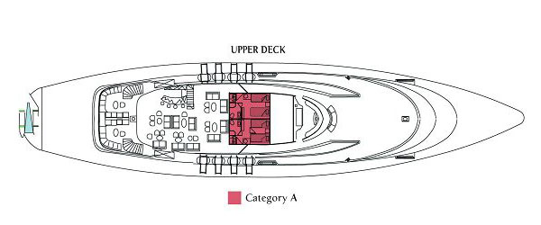 ADRIATIC ODYSSEY CRUISE  – DECK PLANS1