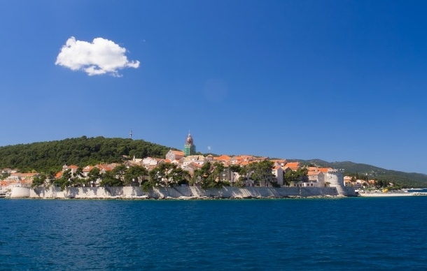 Croatia and Dalmatian islands