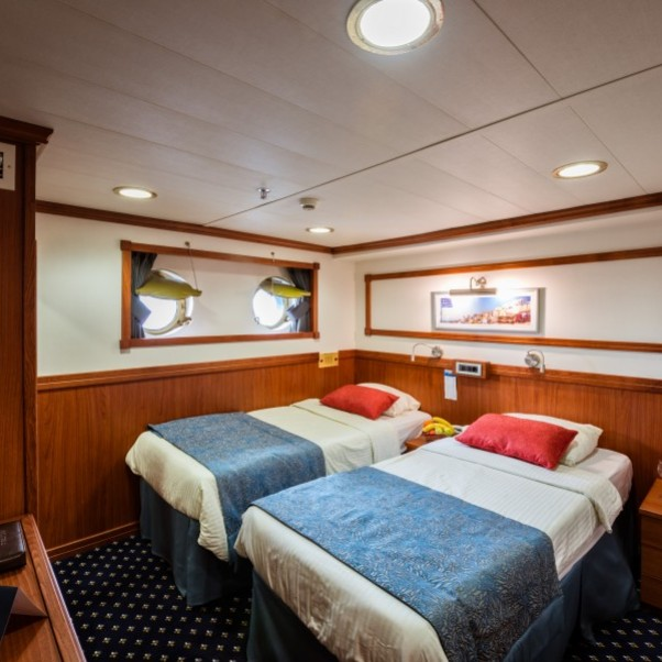 Galileo Cabin Category B