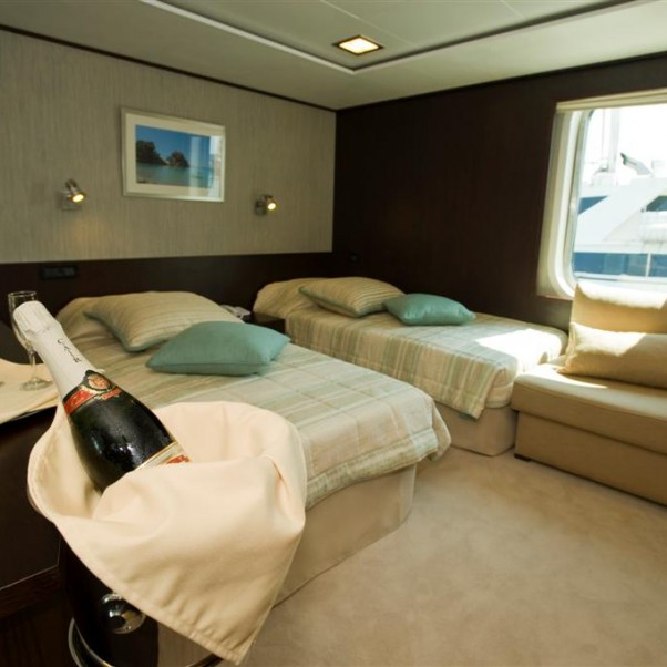 Harmony V Cabin category P