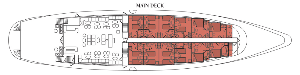 Panorama II Main Deck