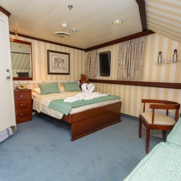 Pegasus Category A Cabin