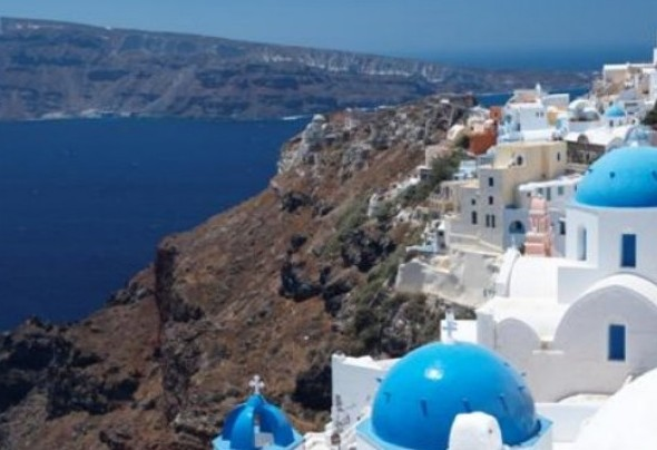 Santorini Jewels of cyclades