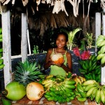 Seychelles_Girl_and_Fruit