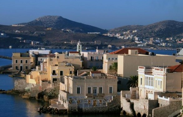 Syros Jewels of Cyclades