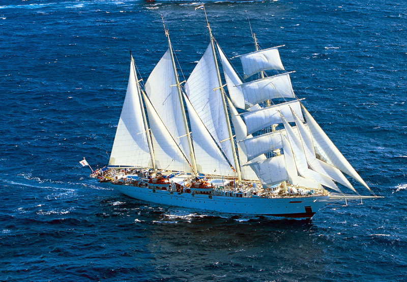 Star Flyer Tall Ship Cruise Vessel