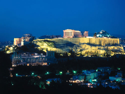 Jewels Of The Aegean - Athens