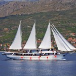 Croatia Motor Sailor Cruise Vessel