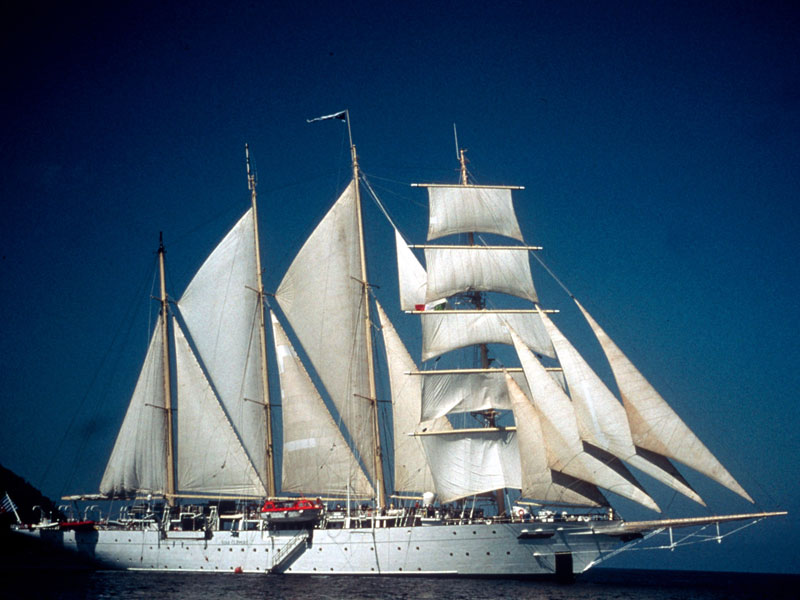 Star Clipper Tall Ship