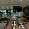 Gym on the Variety Voyager