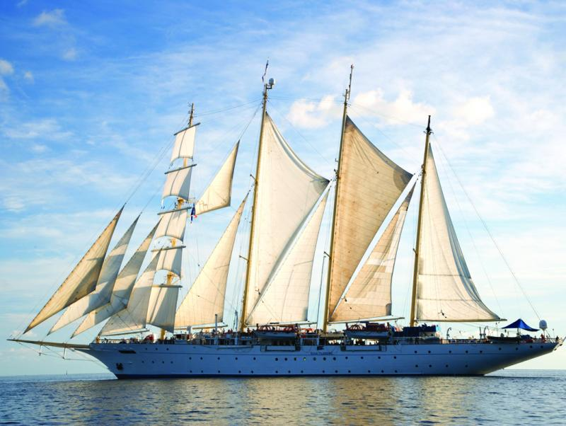 The Tall Ship Star Flyer
