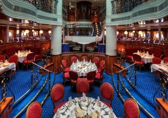Royal Clipper Dining
