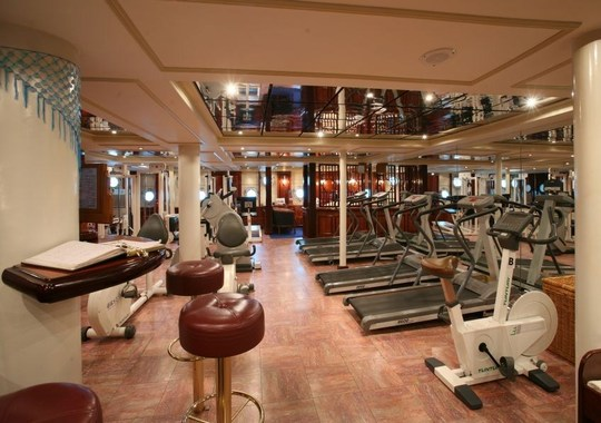Royal Clipper Gym