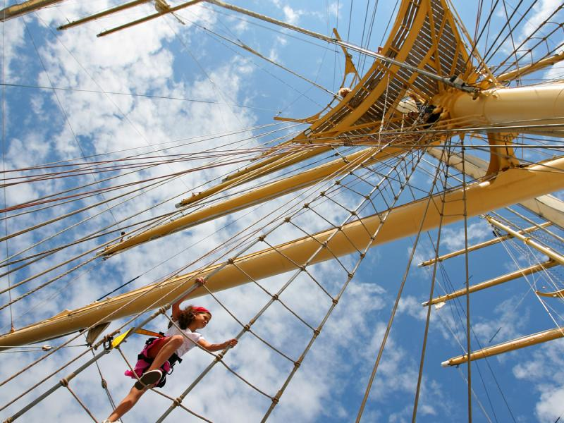 Eastern Mediterranean Yachtsman's Paradise Itinerary Star Clipper Tall Ship