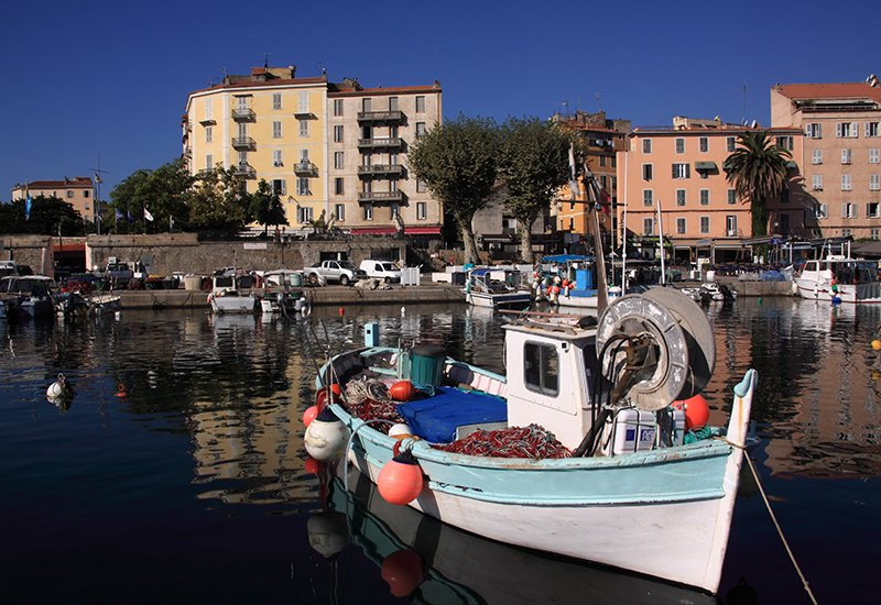 Corsica Dream North Itinerary