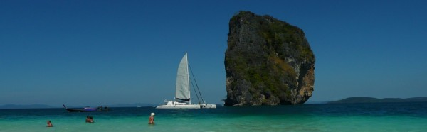 Thailand Dream Sailing Cruise – 8 Days From £720 pp