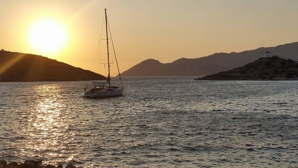 Share a sail in the Dodecanese