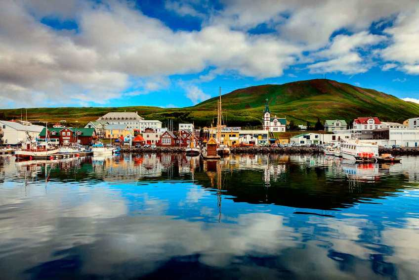 Iceland Cruise The Land of Fire & Ice