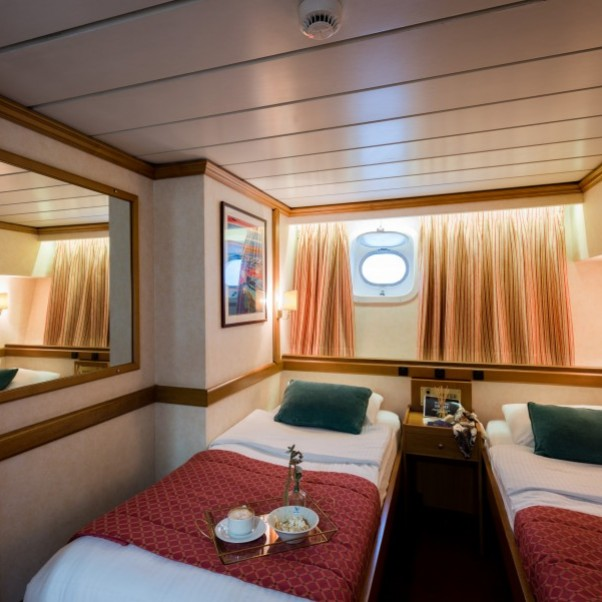 Cabin Category B MS Panorama