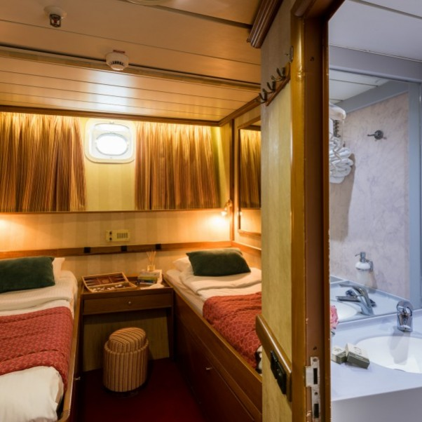 Cabin Category C MS Panorama