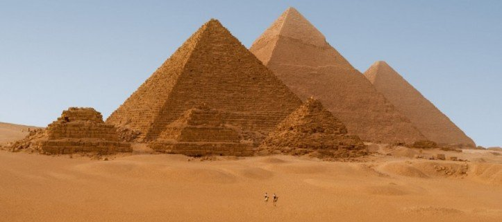 Cruises in Egypt, Jordan & Israel