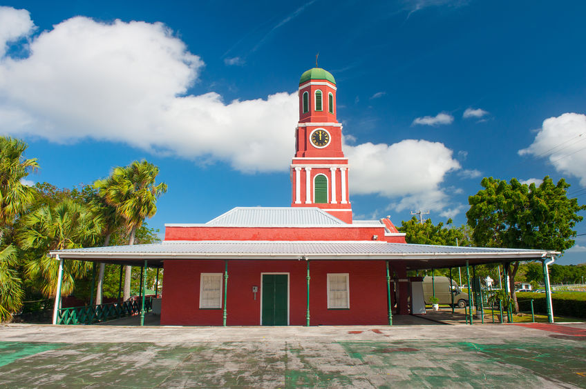 Bridgetown Barbados Clock Tower