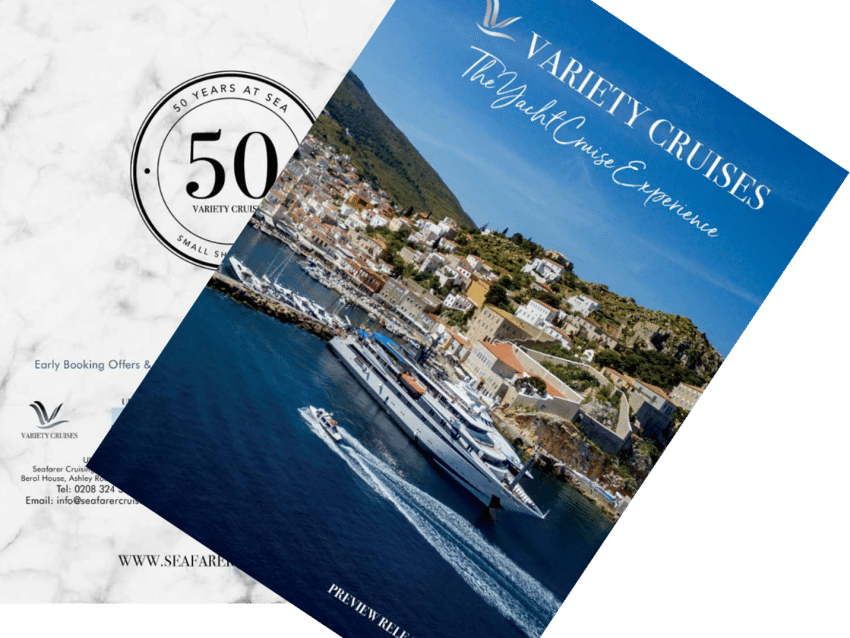 New Mega Yacht 2019 – 2020 Brochure