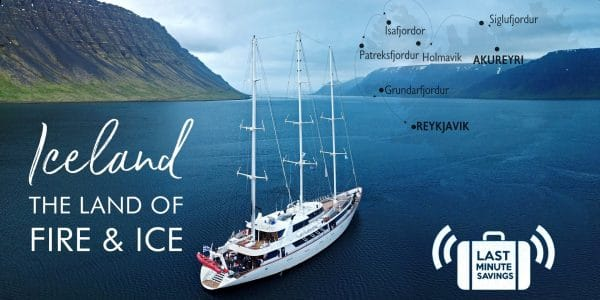 Iceland by Variety Cruises M/S Panorama