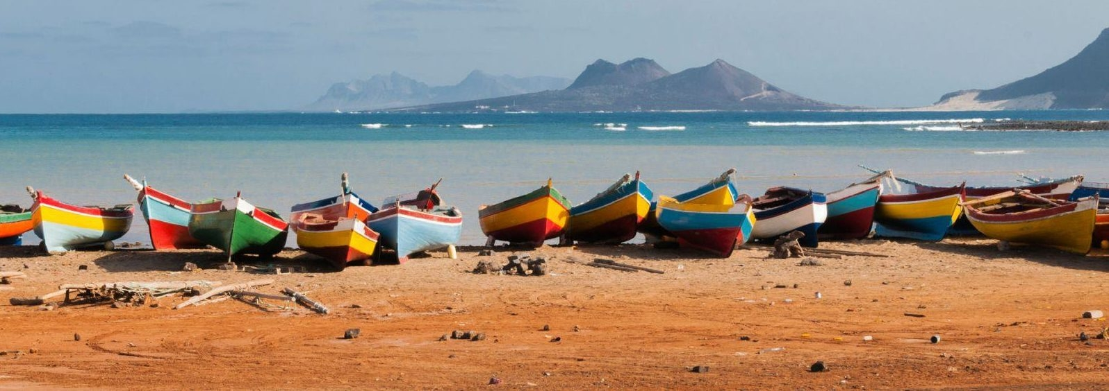 The Islands of Cape Verde Cruise