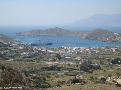 Exploring the Cyclades Islands