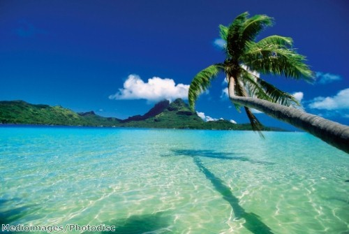 Tahiti named honeymoon destination 2014