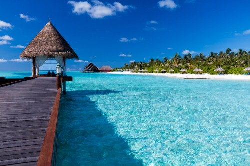 Maldives observes tourism increase