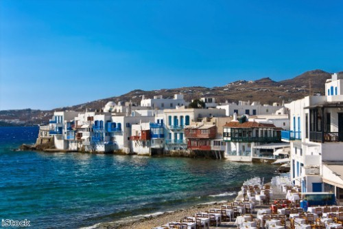 A Guide of Mykonos Island