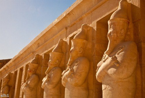 Must-see treasures in Egypt