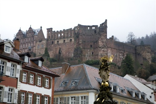 Castles of the River Rhine